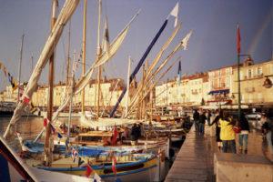 Voiles latines de St Tropez 2007