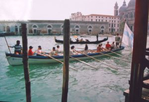 Massalia a la Vogalonga 2005 (Venise)
