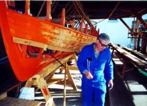 René Amoros, le constructeur